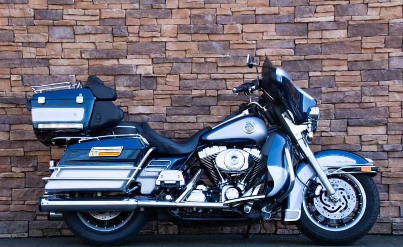 2002 Harley-Davidson FLHTCUI Electra Glide Ultra Classic