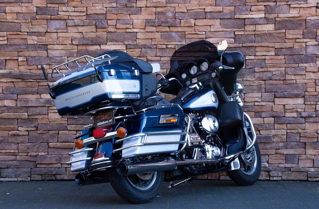 2002 Harley-Davidson FLHTCUI Electa Glide Ultra Classic RA