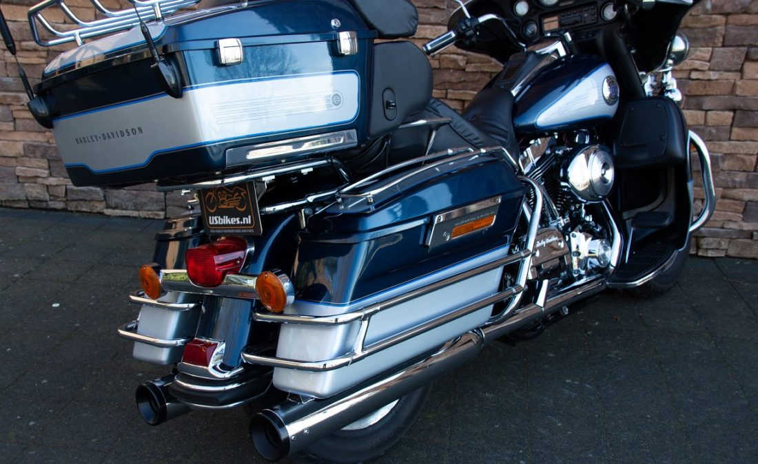 2002 Harley-Davidson FLHTCUI Electa Glide Ultra Classic RHC