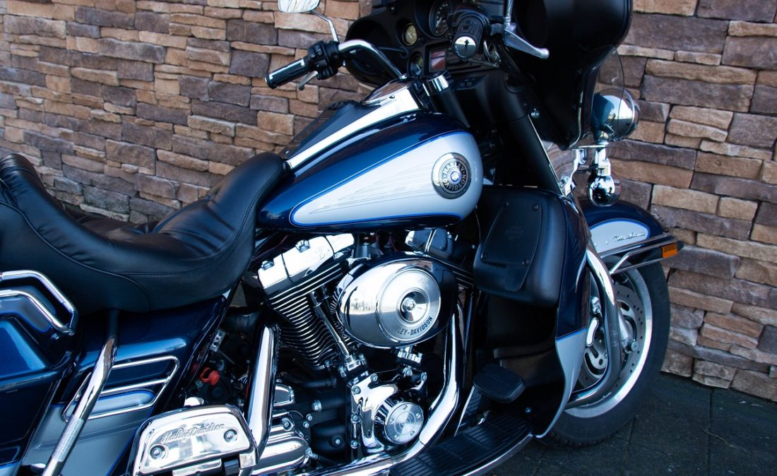 2002 Harley-Davidson FLHTCUI Electa Glide Ultra Classic RT