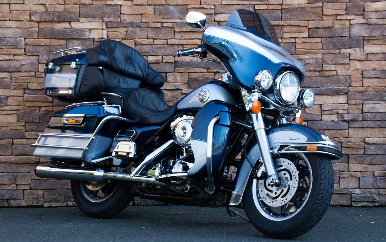 2002 Harley-Davidson FLHTCUI Electa Glide Ultra Classic RV