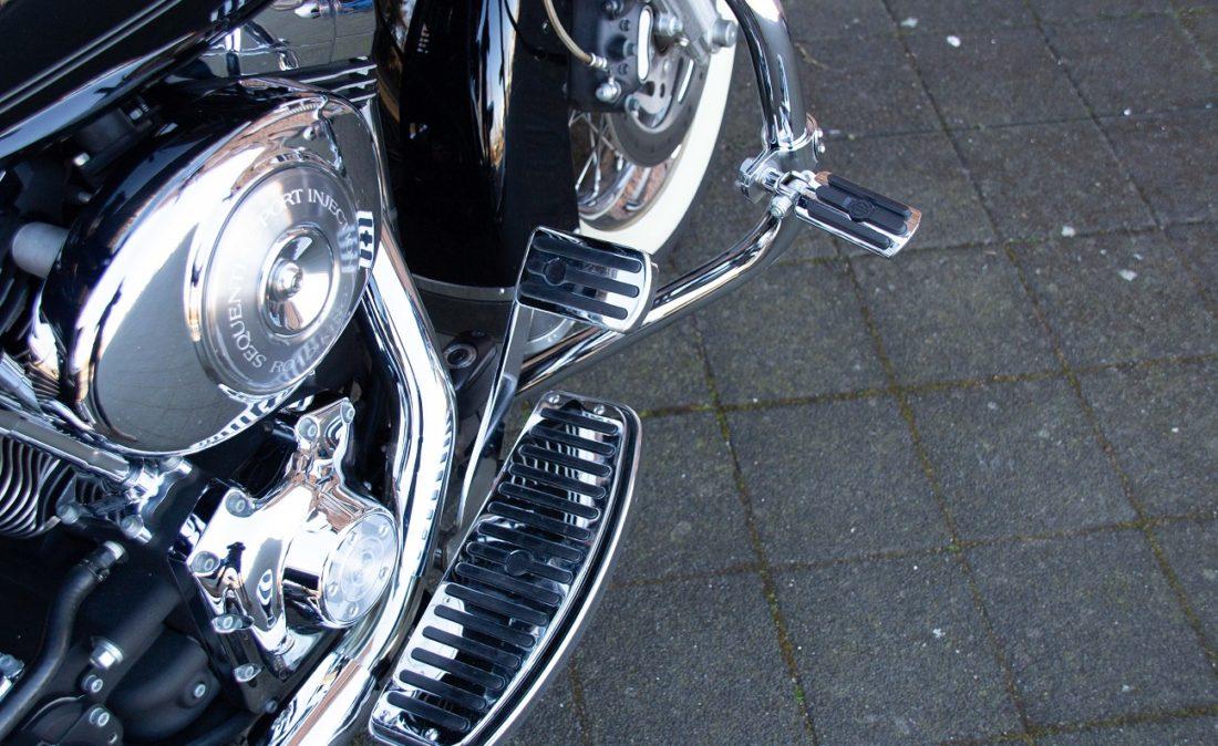 2005 Harley-Davidson FLHRCI Road King Classic Twin Cam FB