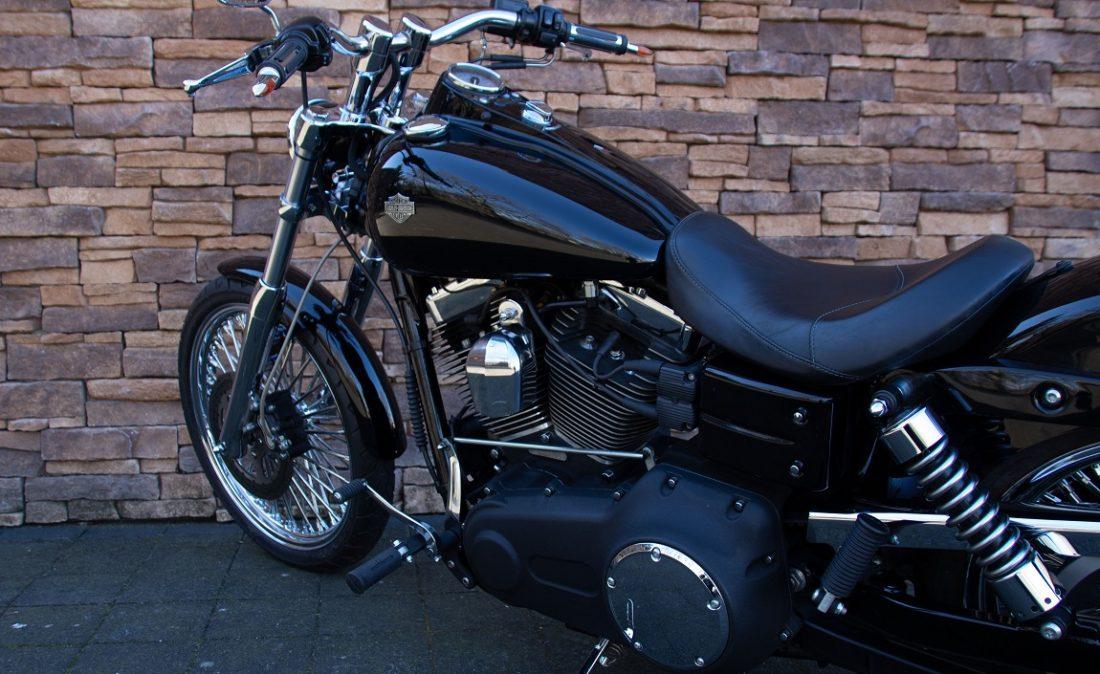 2011 Harley-Davidson FXDWG Dyna Wide Glide LE