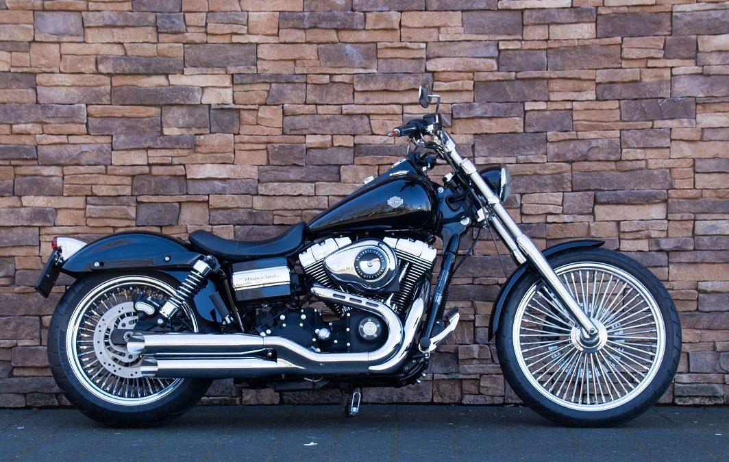 2011 Harley-Davidson FXDWG Dyna Wide Glide R