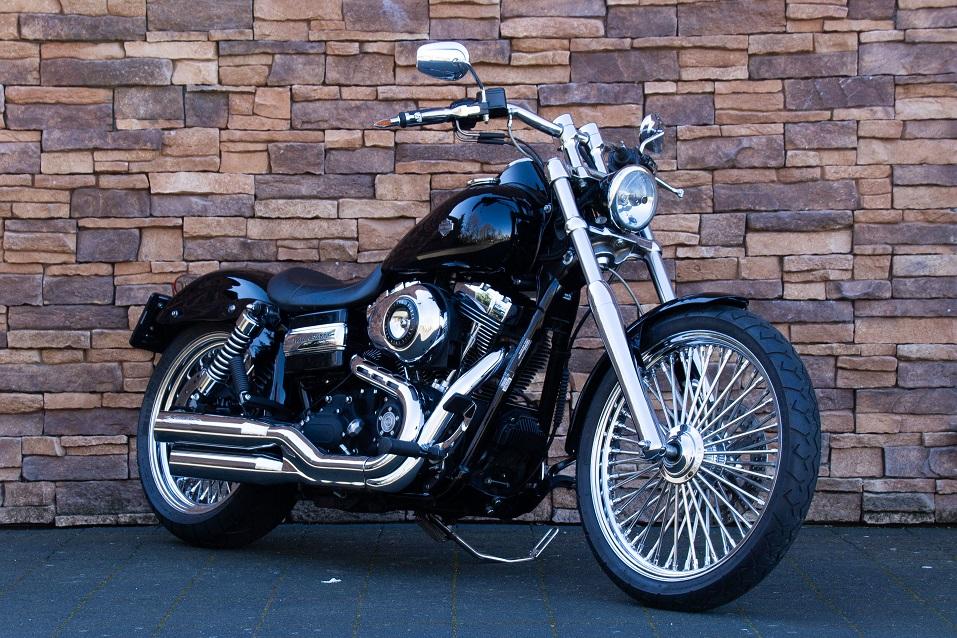 2011 Harley-Davidson FXDWG Dyna Wide Glide RV