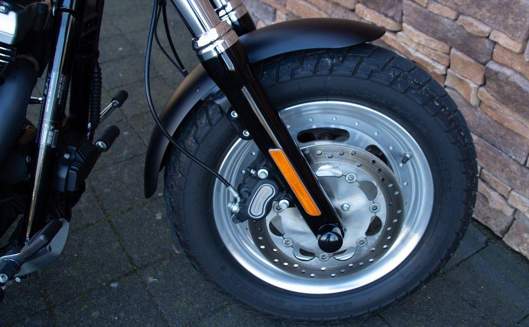 2013 Harley-Davidson FXDF Dyna Fat Bob 103 ABS FW