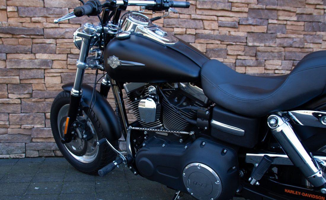 2013 Harley-Davidson FXDF Dyna Fat Bob 103 ABS LE