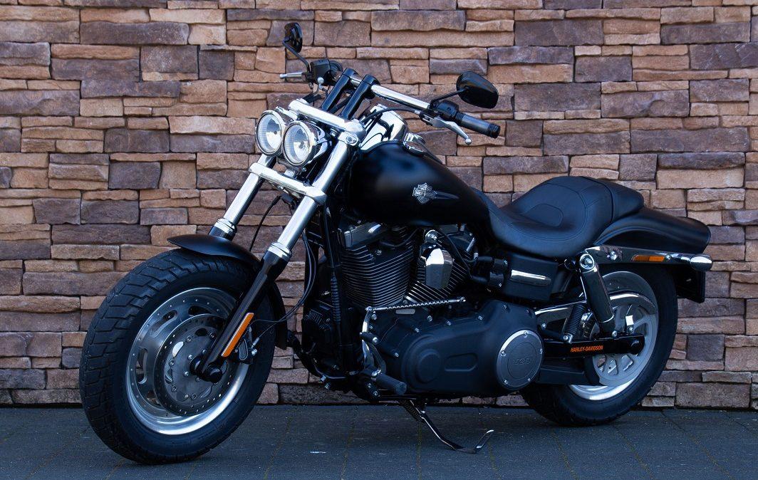 2013 Harley-Davidson FXDF Dyna Fat Bob 103 ABS LV