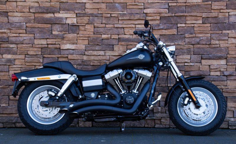 2013 Harley-Davidson FXDF Dyna Fat Bob 103 ABS