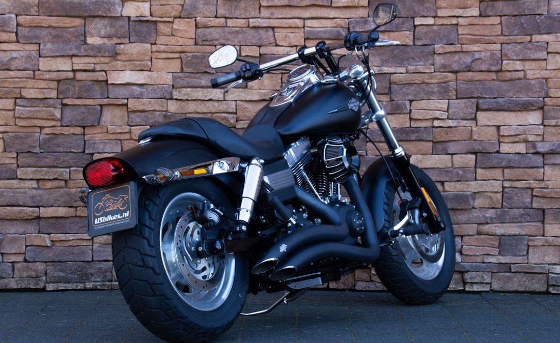2013 Harley-Davidson FXDF Dyna Fat Bob 103 ABS RA