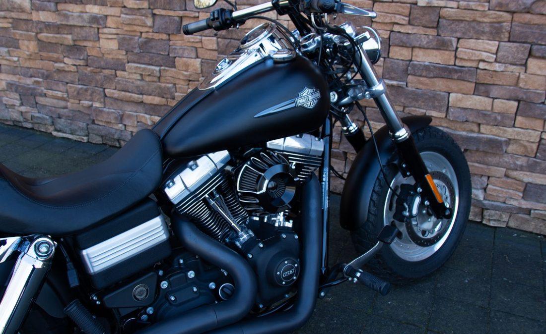 2013 Harley-Davidson FXDF Dyna Fat Bob 103 ABS RT