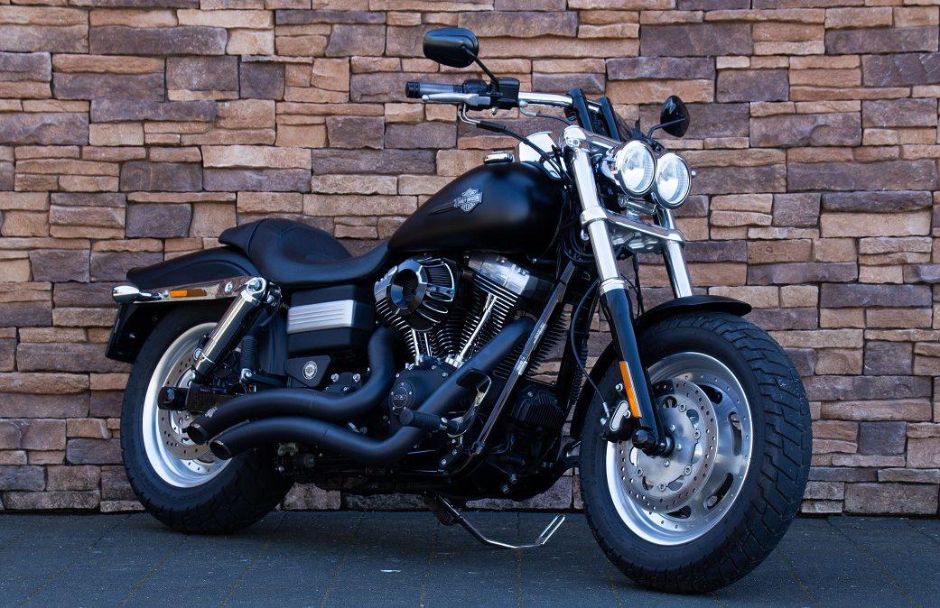 2013 Harley-Davidson FXDF Dyna Fat Bob 103 ABS RV