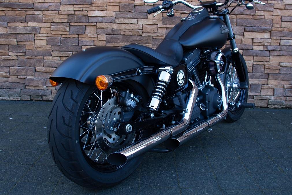 2015 Harley-Davidson FXDB Street Bob Dyna 103 EP