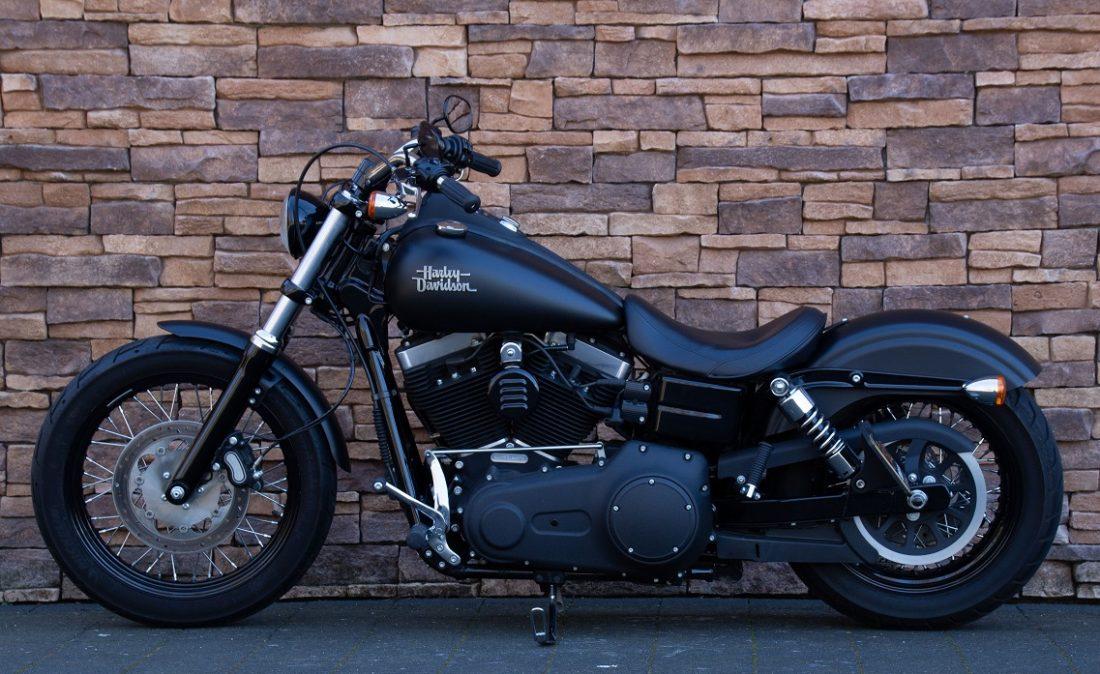 2015 Harley-Davidson FXDB Street Bob Dyna 103 L