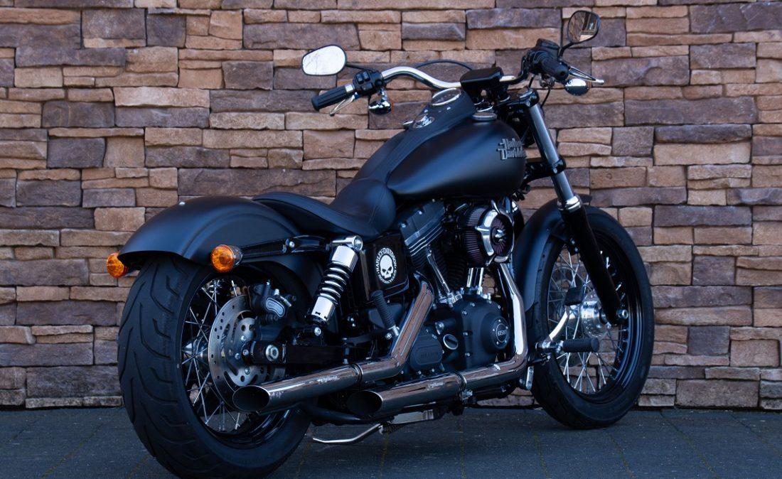 2015 Harley-Davidson FXDB Street Bob Dyna 103 RA