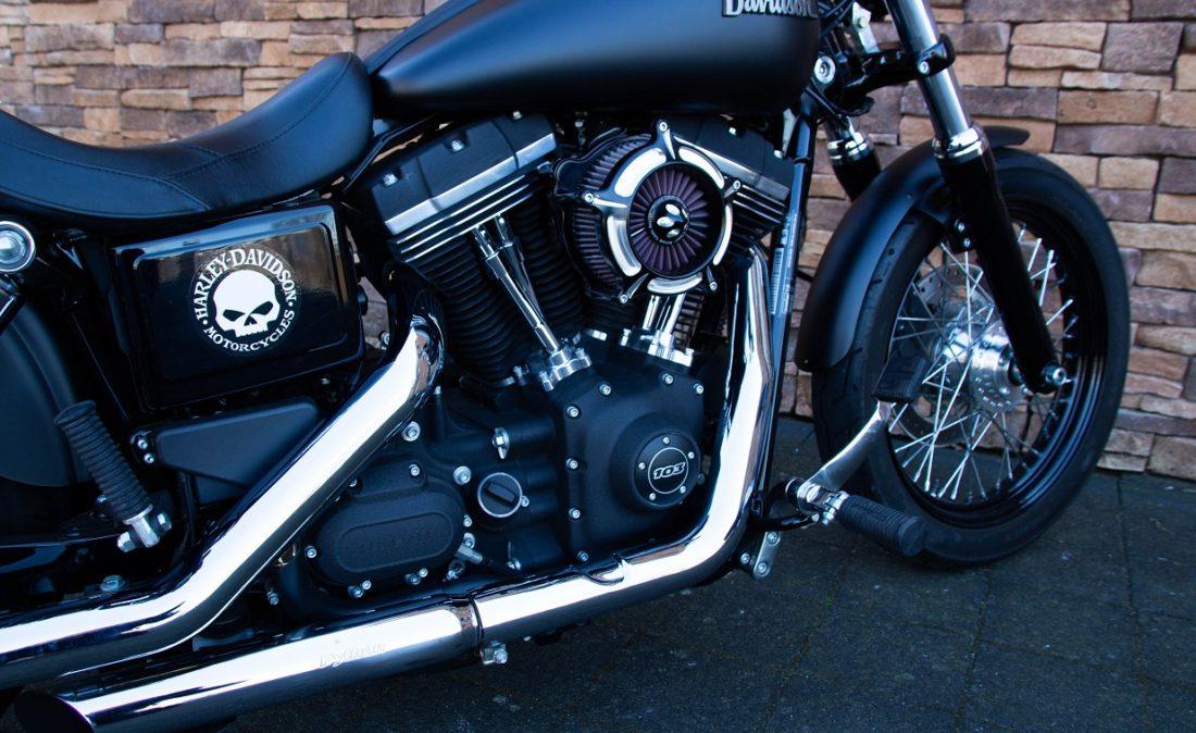 2015 Harley-Davidson FXDB Street Bob Dyna 103 RE