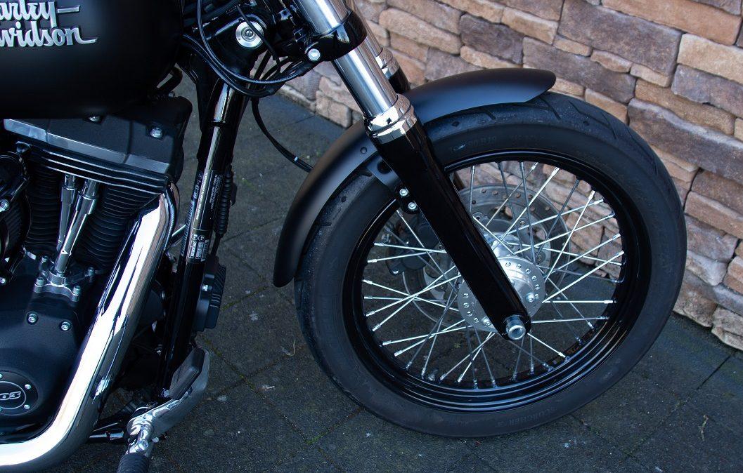 2015 Harley-Davidson FXDB Street Bob Dyna 103 RW