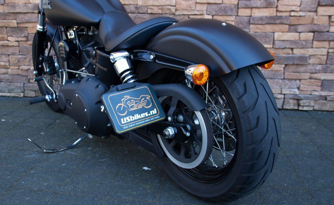 2015 Harley-Davidson FXDB Street Bob Dyna 103 SM
