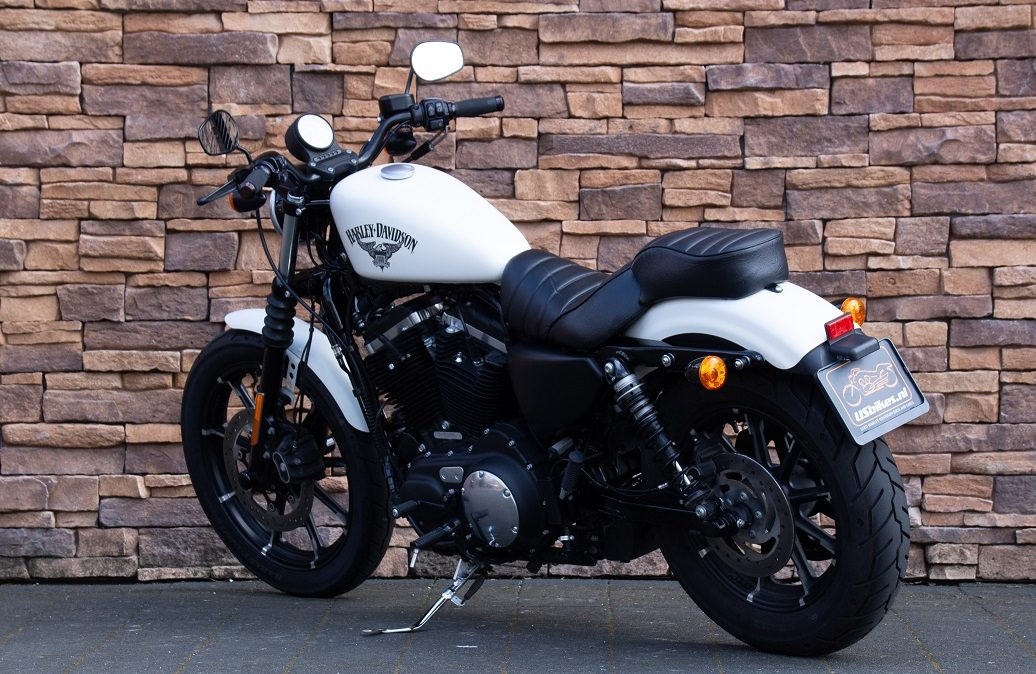 2017 Harley-Davidson XL 883 N Iron Sportster ABS LA