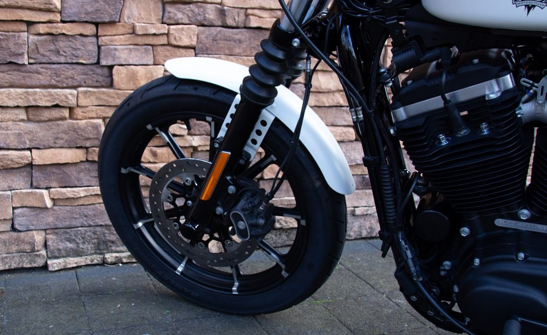 2017 Harley-Davidson XL 883 N Iron Sportster ABS LFW