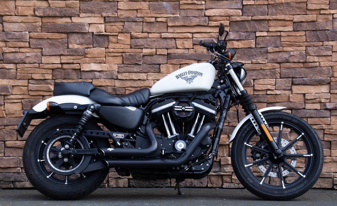 2017 Harley-Davidson XL 883 N Iron Sportster ABS R