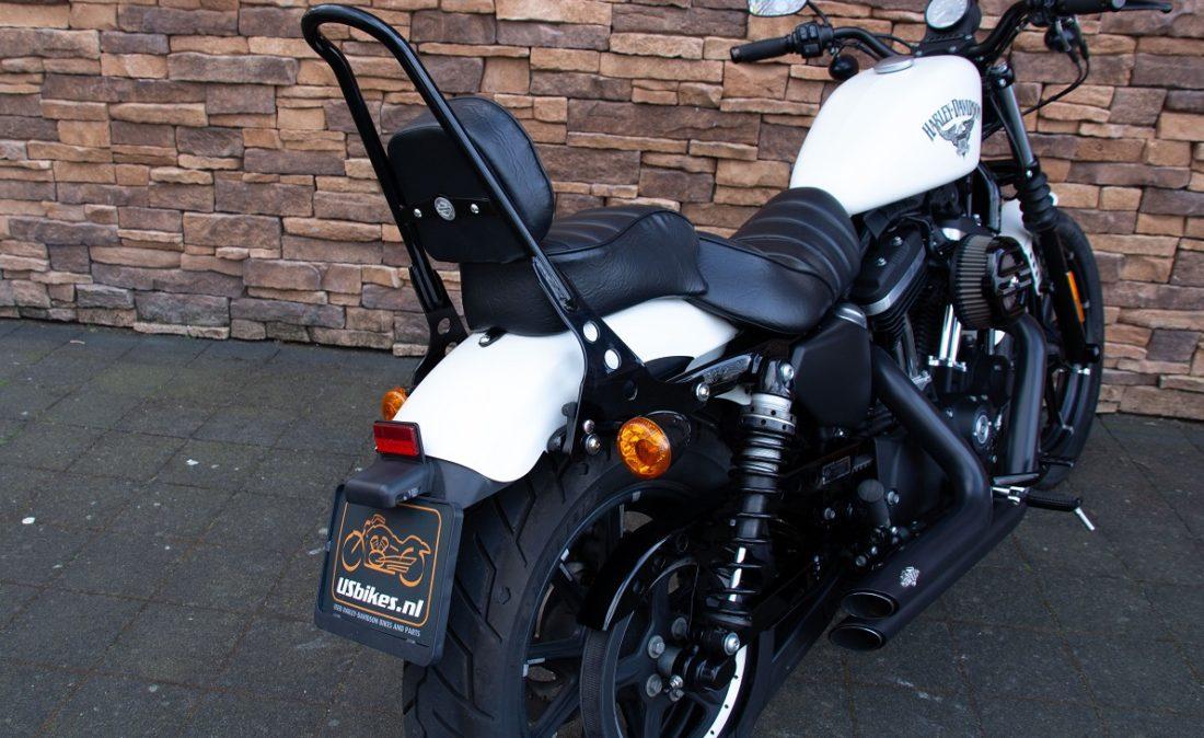 2017 Harley-Davidson XL 883 N Iron Sportster ABS SB