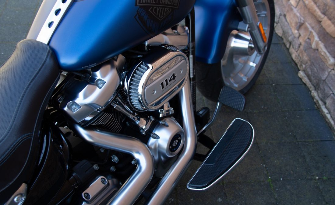 2018 Harley-Davidson FLFBS ANX Softail Fat Boy 114 Anniversary FB