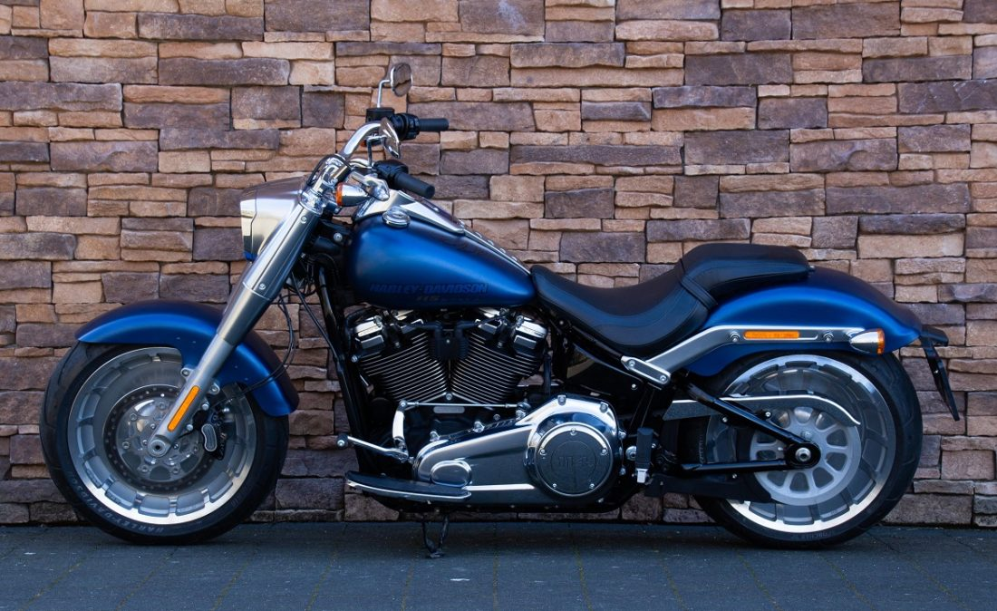2018 Harley-Davidson FLFBS ANX Softail Fat Boy 114 Anniversary L