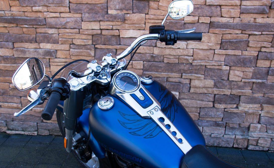 2018 Harley-Davidson FLFBS ANX Softail Fat Boy 114 Anniversary LD