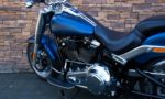 2018 Harley-Davidson FLFBS ANX Softail Fat Boy 114 Anniversary LZ