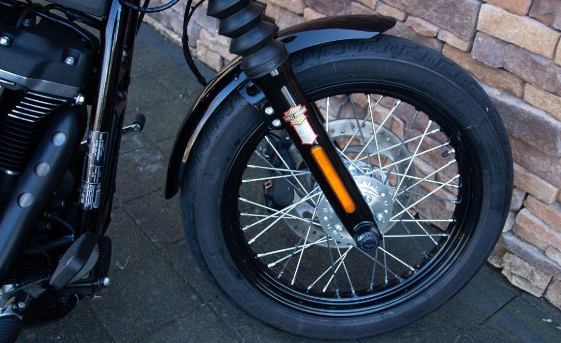 2019 Harley-Davidson FXBB Softail Street Bob 107 Jekyll Hyde FW