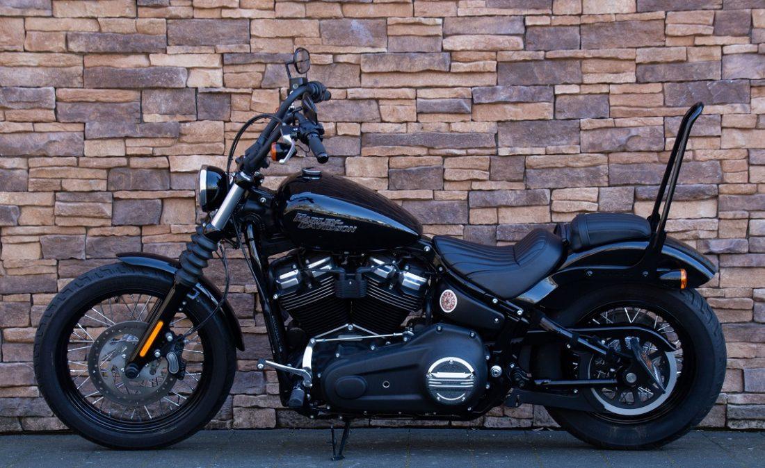 2019 Harley-Davidson FXBB Softail Street Bob 107 Jekyll Hyde L