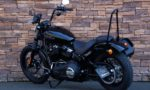 2019 Harley-Davidson FXBB Softail Street Bob 107 Jekyll Hyde LA