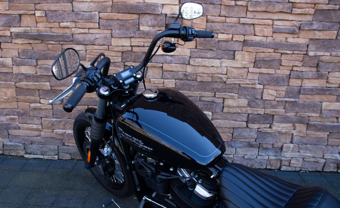 2019 Harley-Davidson FXBB Softail Street Bob 107 Jekyll Hyde LD