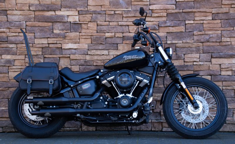 2019 Harley-Davidson FXBB Softail Street Bob 107 M8 Jekyll & Hyde