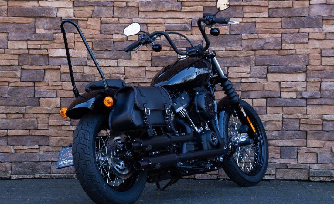 2019 Harley-Davidson FXBB Softail Street Bob 107 Jekyll Hyde RA