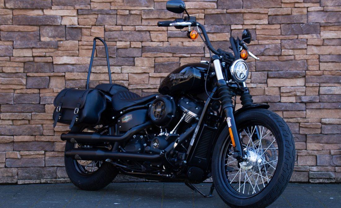 2019 Harley-Davidson FXBB Softail Street Bob 107 Jekyll Hyde RV