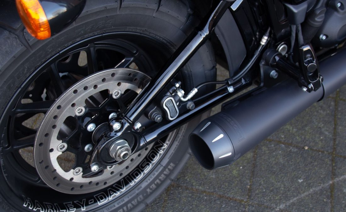 2020 Harley-Davidson FXFBS Fat Bob 114 Clubstyle EP
