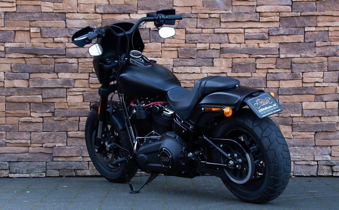 2020 Harley-Davidson FXFBS Fat Bob 114 Clubstyle LA