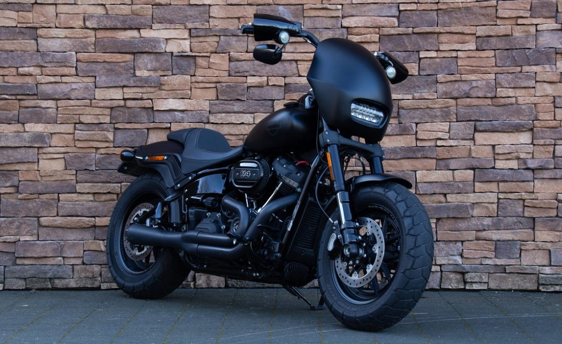2020 Harley-Davidson FXFBS Fat Bob 114 Clubstyle RV