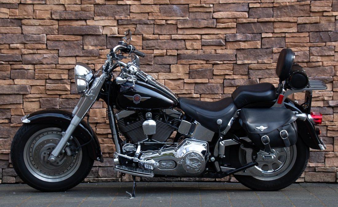 2002 Harley-Davidson FLSTF Fat Boy Softail Fatboy Twin Cam L