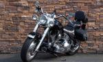 2002 Harley-Davidson FLSTF Fat Boy Softail Fatboy Twin Cam LV