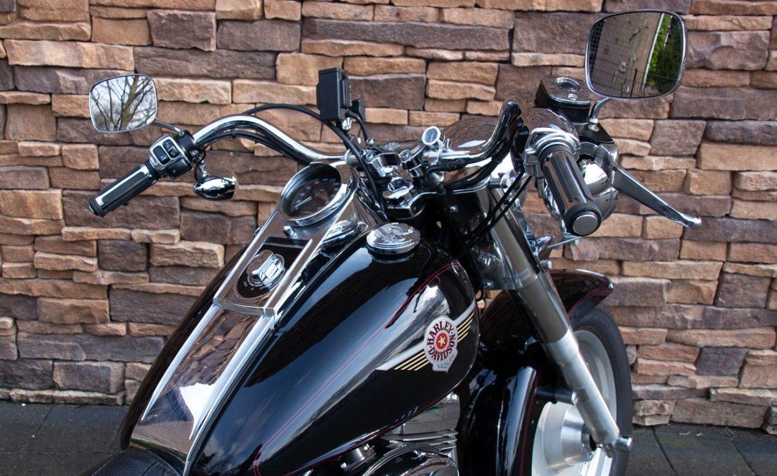 2002 Harley-Davidson FLSTF Fat Boy Softail Fatboy Twin Cam RD