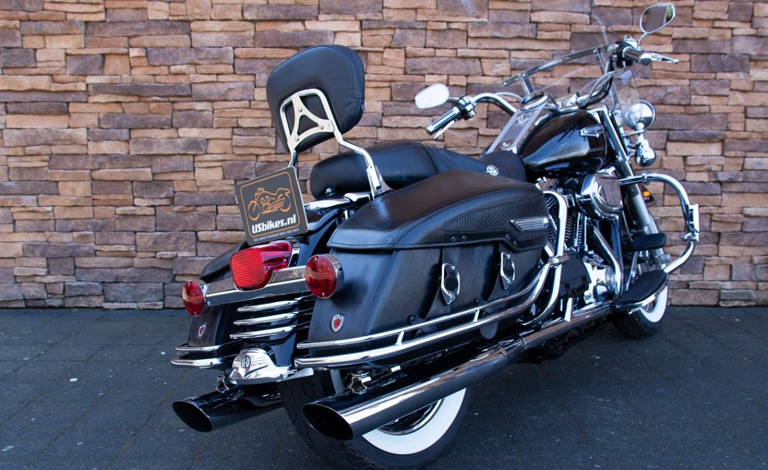 2007 Harley-Davidson FLHRC Road King Classic RAA