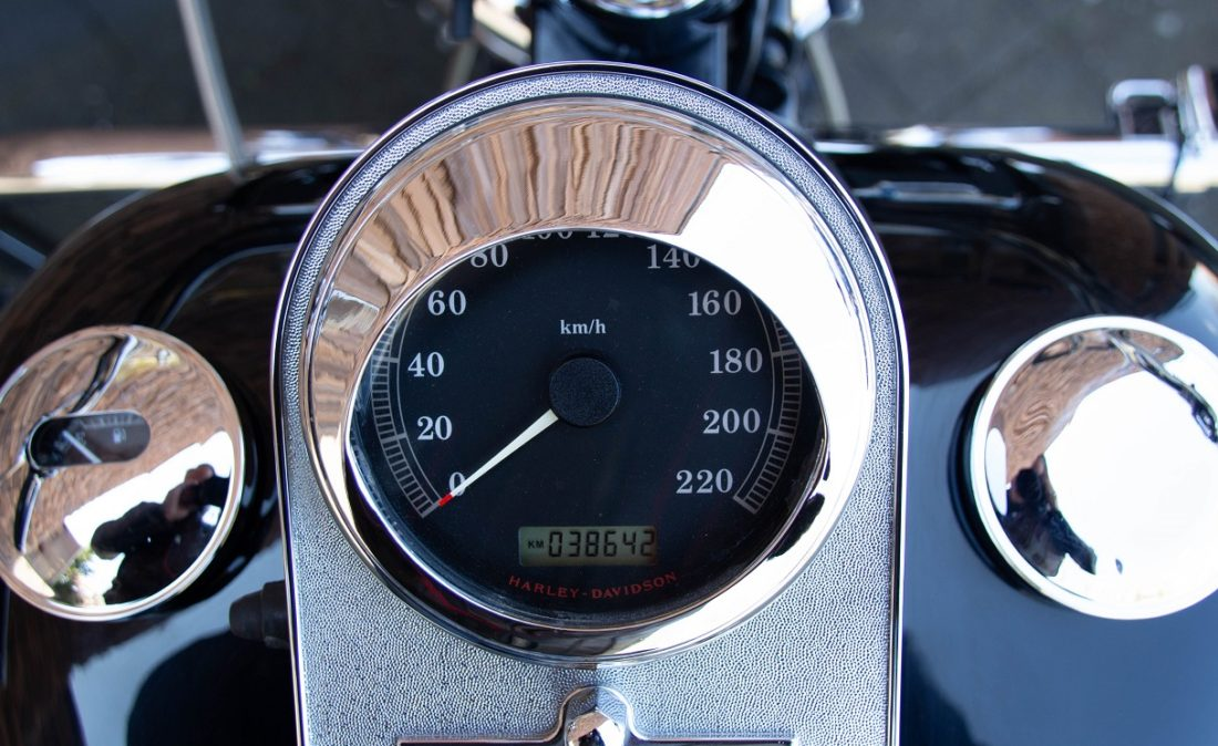 2007 Harley-Davidson FLHRC Road King Classic T