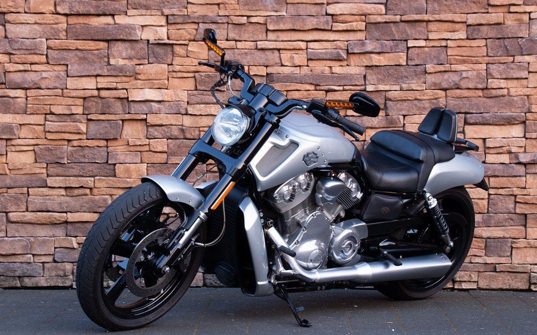 2009 Harley-Davidson VRSCF V-rod Muscle ABS 5HD1 LV