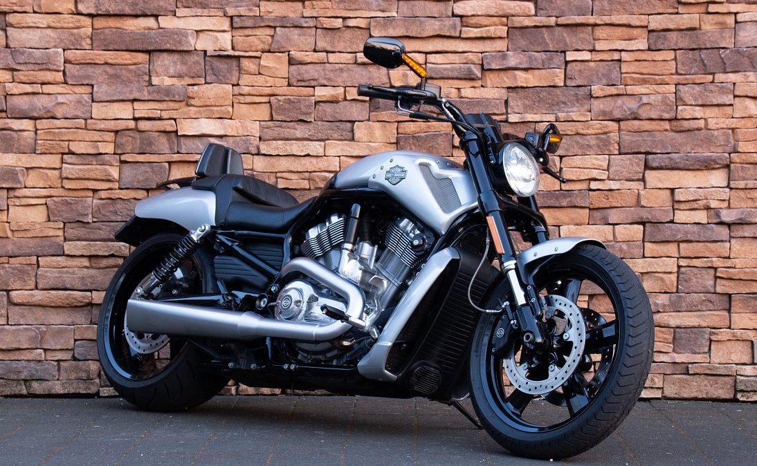 2009 Harley-Davidson VRSCF V-rod Muscle ABS 5HD1 RV