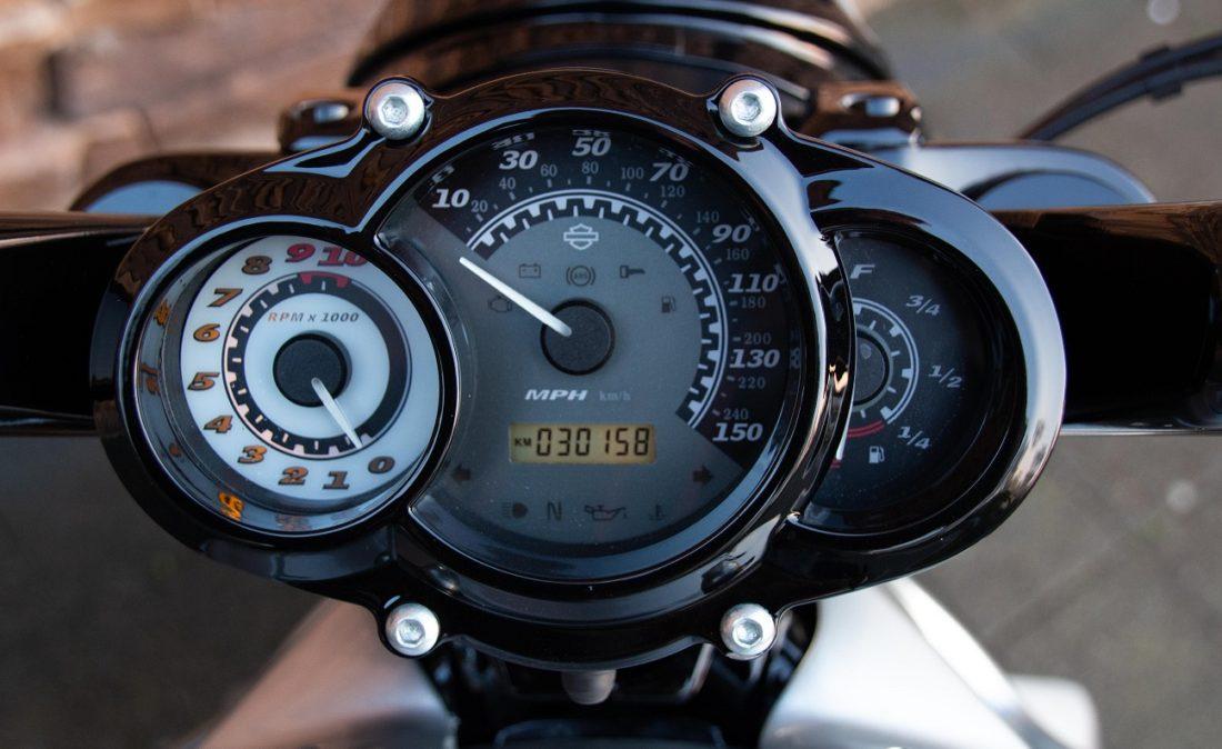 2009 Harley-Davidson VRSCF V-rod Muscle ABS 5HD1 T