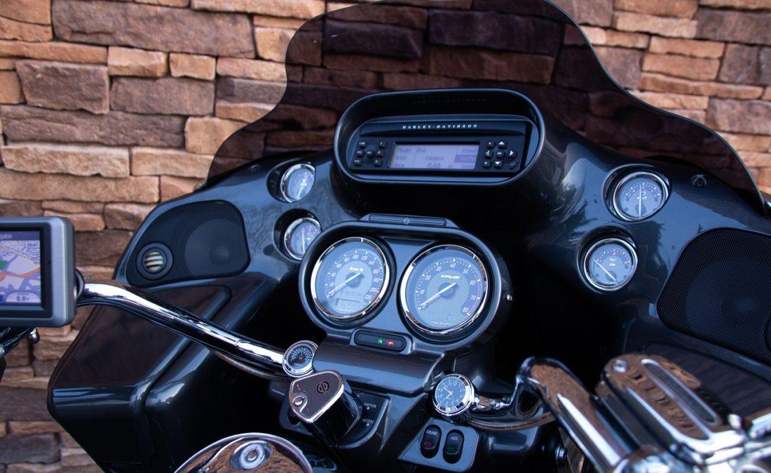 2011 Harley-Davidson FLTRUSE Road Glide Ultra CVO 110 AUD