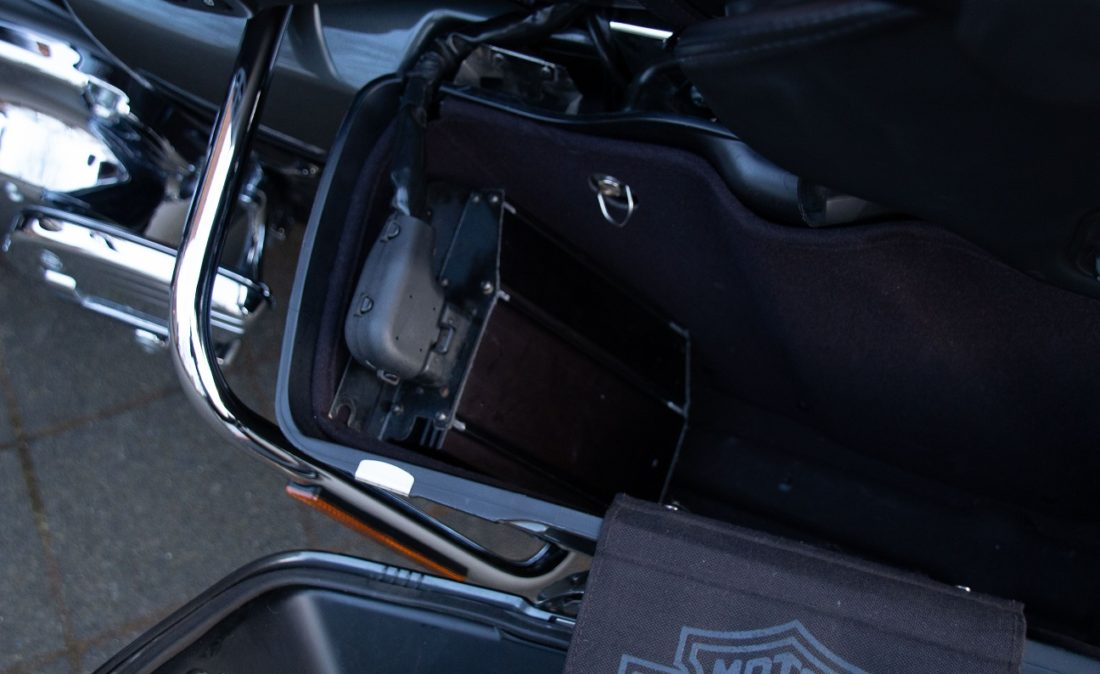 2011 Harley-Davidson FLTRUSE Road Glide Ultra CVO 110 REC